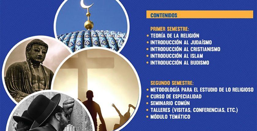 Diploma de Extensión en Religiones Comparadas 2019