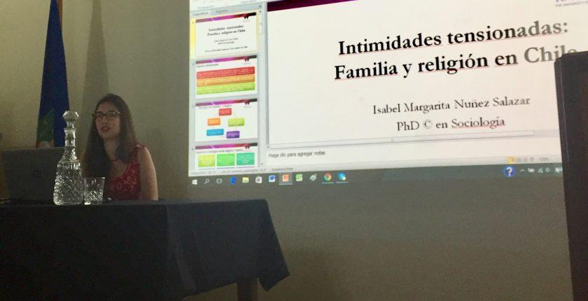 Conferencia Isabel Nuñez