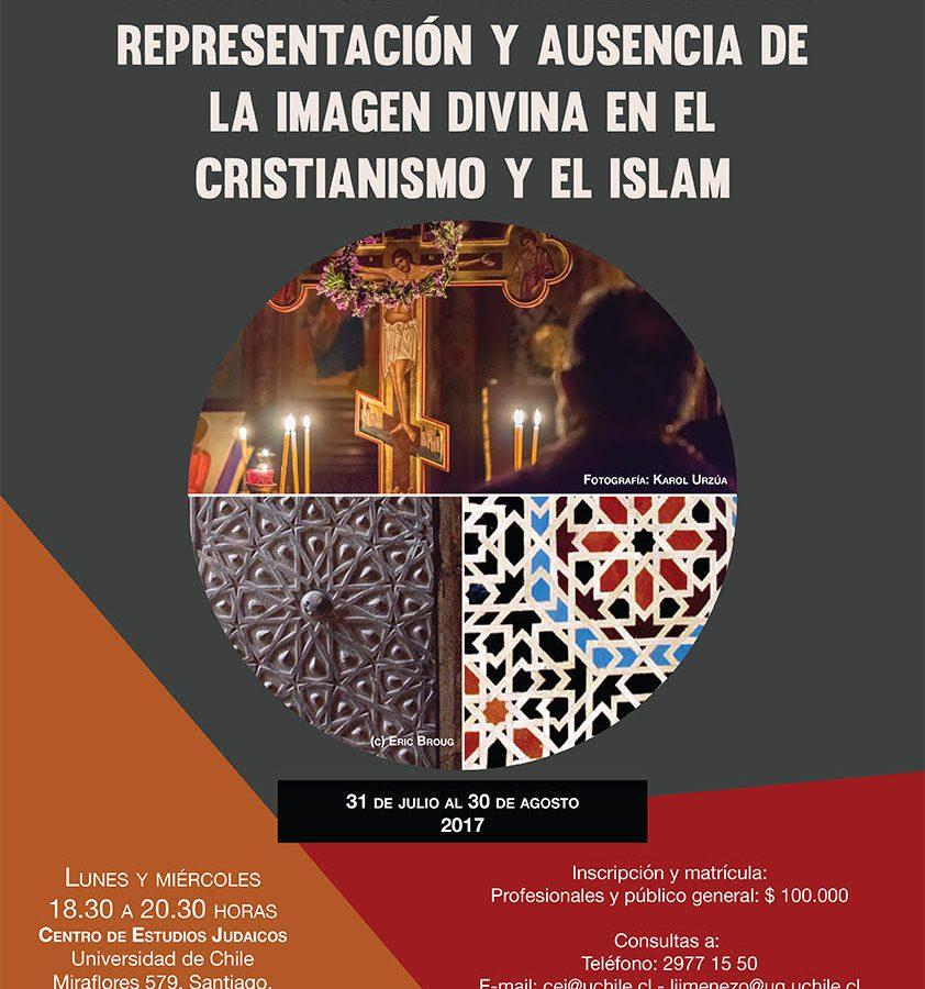 Afiche curso Arte Religioso 2017