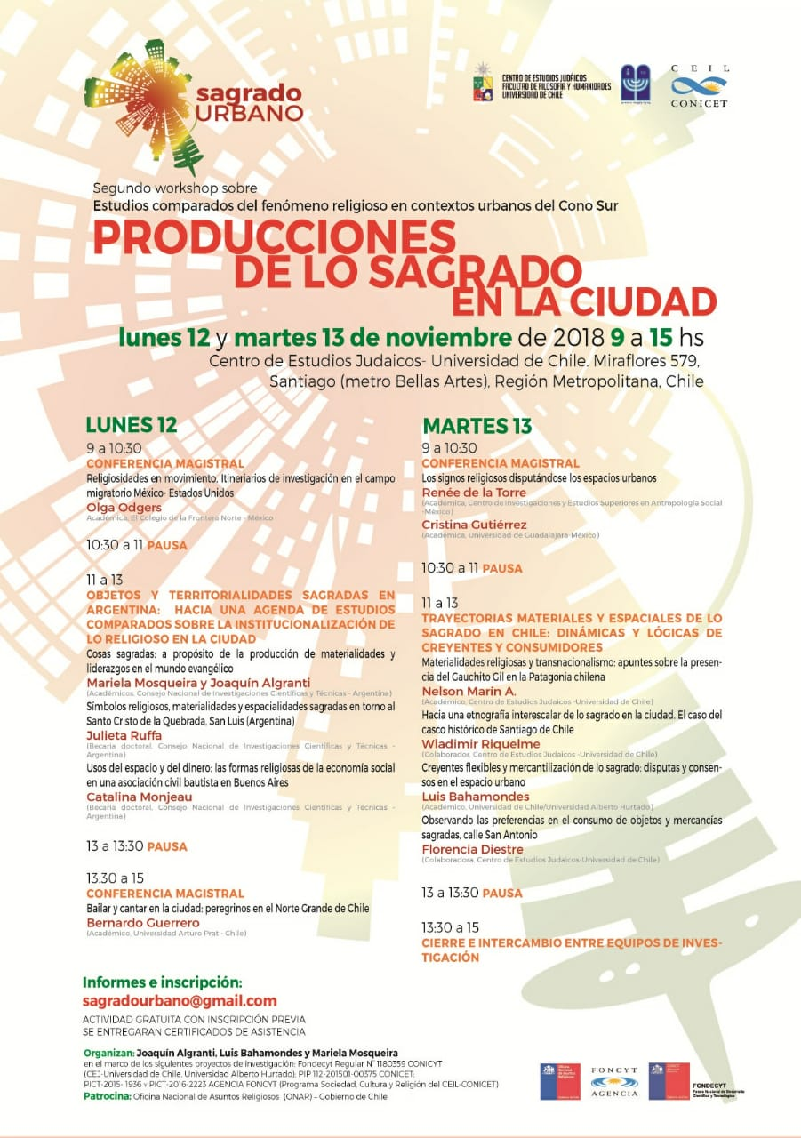 Afiche II Workshop Fondecyt 2018