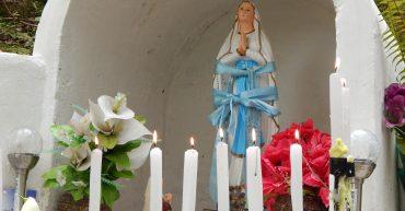 Virgen del Agua Santa