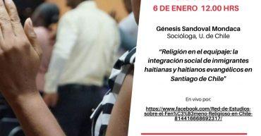 5. Afiche Génesis Sandoval