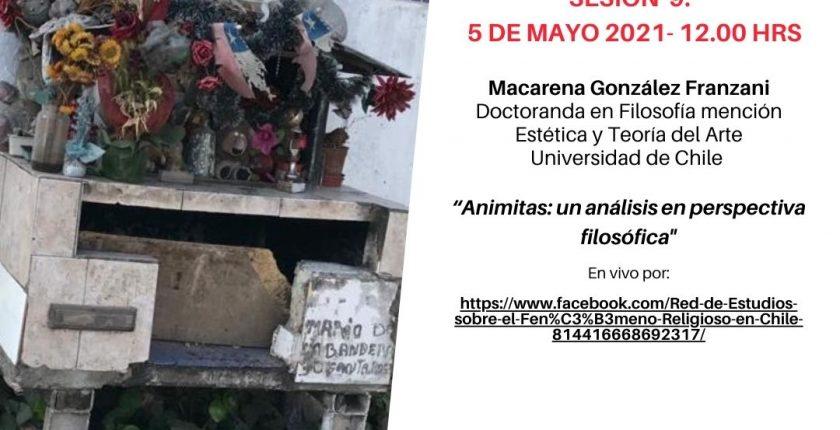 9. Afiche Macarena Gonzàlez