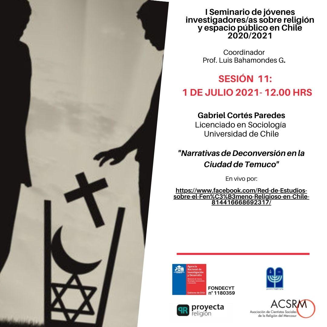 11. Afiche Gabriel Cortés
