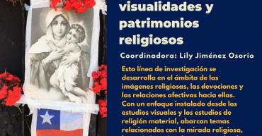 Línea de investigación en imágenes, visualidades y patrimonios religiosos
